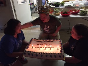 Happy birthday, Ryno! We are so happy you were born.