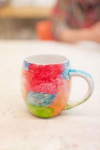 Julia designed an amazing mug