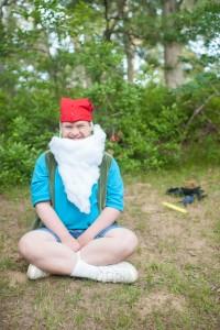 A Dwarf!