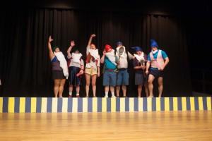 Seven dwarves!